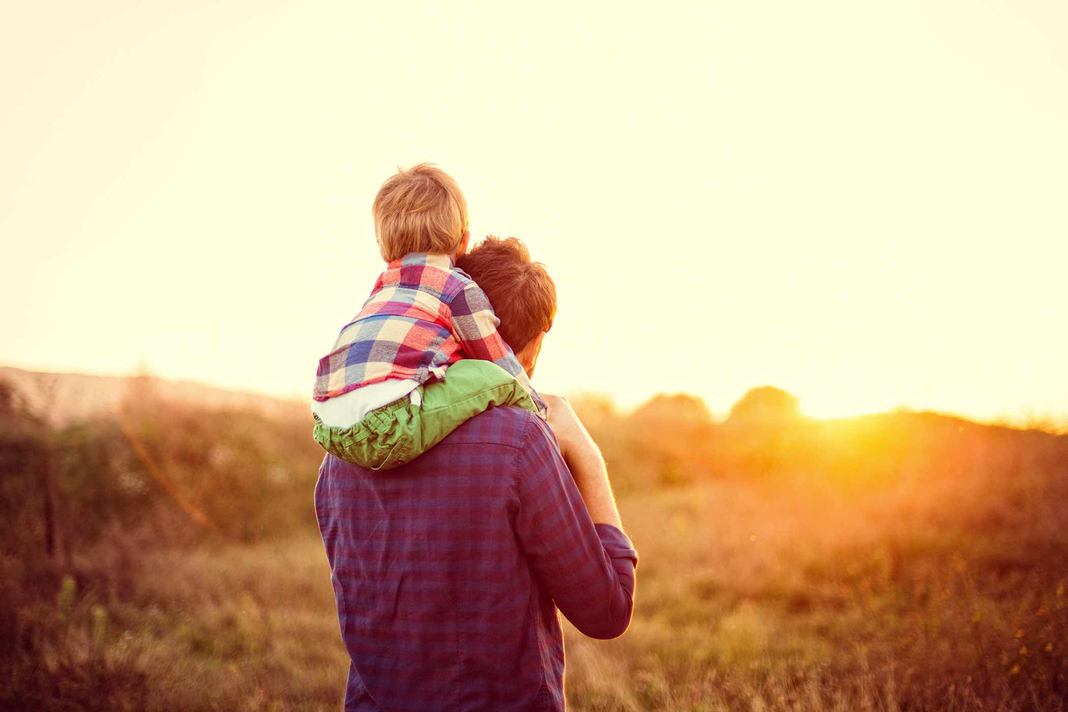 Family: How to Behave in Front of Children During a Divorce