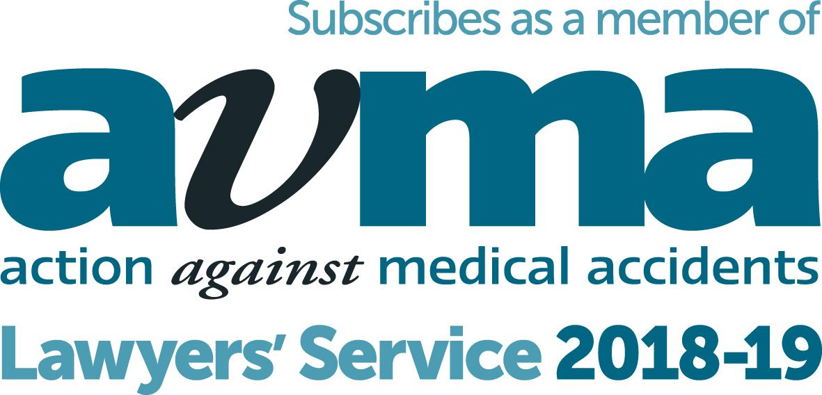 Avma associated with Hart Brown, Surrey and London legal specialists